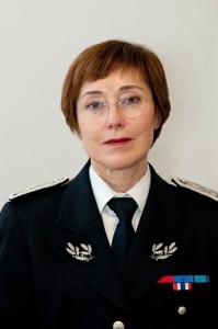 Hélène MARTINI portrait officiel